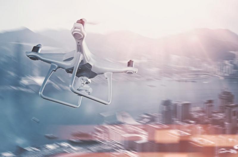 无人机外贸推广-惠州网站建设