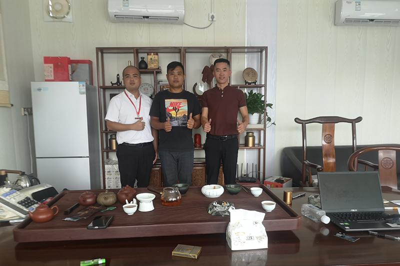 中深集装箱与华信环球惠州网站建设牵手成功!